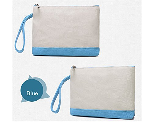 Badiya - Cartera de mano para mujer Woman, azul (azul) - CPIH05167BL azul