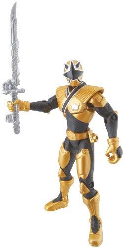 Yellow Samurai Power Ranger Costume (Power Rangers Samurai Gold Mega Ranger)