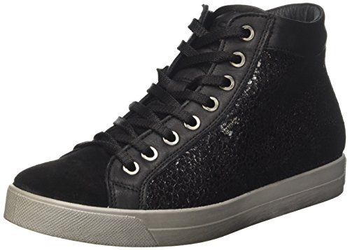 amp;CO Nero 8767 Donna Alto Collo DAT a IGI Sneaker SUqdqC