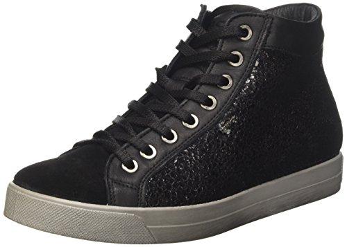 amp;CO Nero 8767 Donna Alto Collo DAT a IGI Sneaker SUqdqC