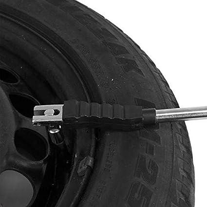 100pcs//bag Accretion TR413 Rubber Snap-in Tire Valve Stem