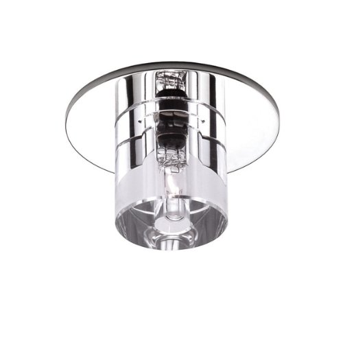 WAC Lighting DR-G356-CL Beauty Spot Crystal Cylinder, Clear
