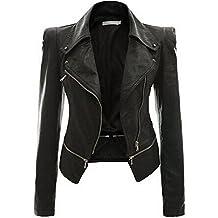 Dormery Coat Autumn Plus Size Fashion Women Jacket PU Leather Outwear Coat Windproof Women's Windbreaker Casaco Feminino