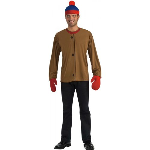 Rubie's Costume NLP South Parks Stan Costume, Standard, Standard]()