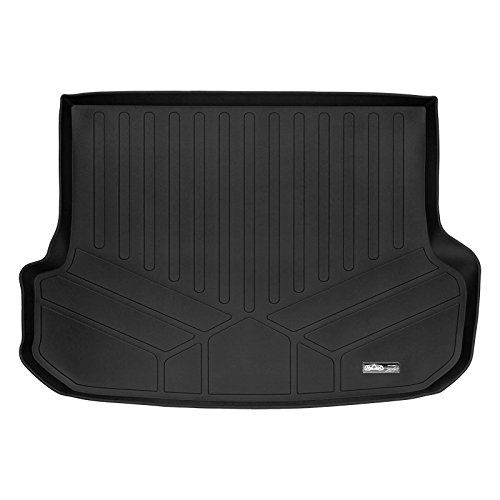 SMARTLINER All Weather Cargo Liner Floor Mat Black for 2016-2018 Lexus RX350 / RX450h (No RXL ()