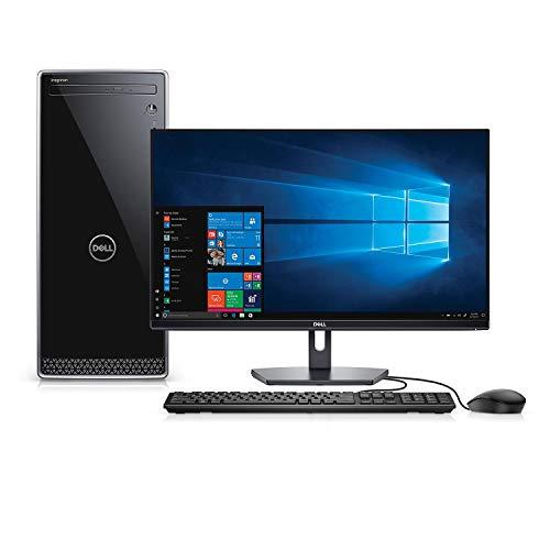 Dell Inspiron 3670 Desktop + SE2719 Full HD IPS Monititor Bundle   Intel Core i5-8400 2.8GHz, 6 Core   12GB DDR4   1TB HDD+16GB Optane SSD Memory   DVD/RW   WiFi+Bluetooth, HDMI   Windows 10 Home (Hd Ssd Desktop)