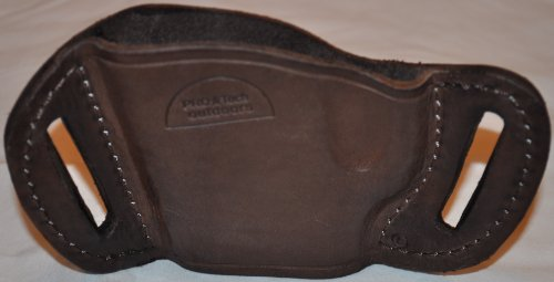 Pro-Tech Outdoors Brown Leather Beltslide Gun Holster for S&W M&P 45, Sigma Series by Pro-Tech Outdoors (Image #4)
