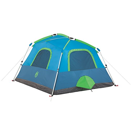 Coleman Camping 4 Person Instant Signal Mountain Tent
