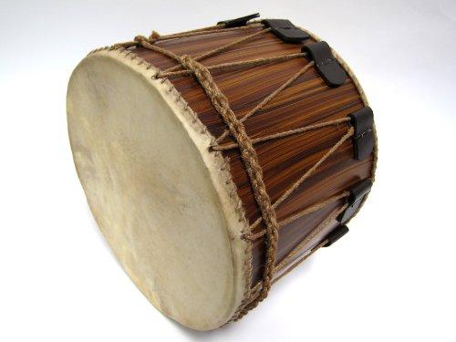 Mid-East Rope Tuned Tupan Drum 16''