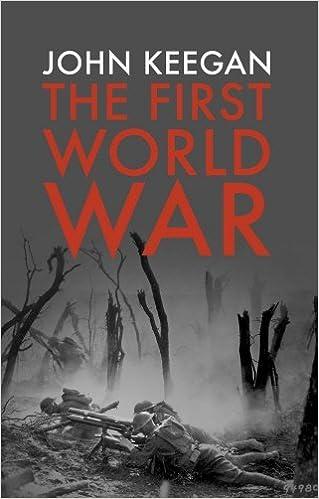 Book The First World War by John Keegan (2014-01-23)