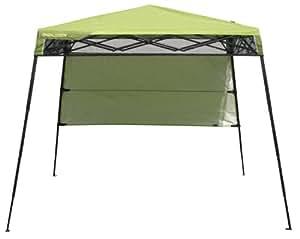 Quik Shade 143131 - Parasol para acampada, color verde