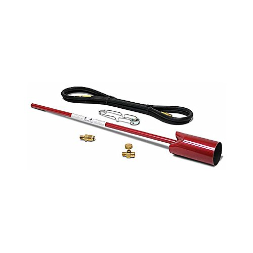 Red Dragon VT 3-30 C 500,000 BTU Heavy Duty Propane Vapor Torch (Flame Weed Dragon)