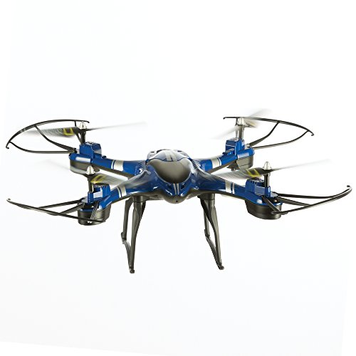 National Geographic Quadcopter Drone - Auto-Orientation, 360 Degree Flips, Altitude Hold – 1-Yr. Manufacturer's Warranty
