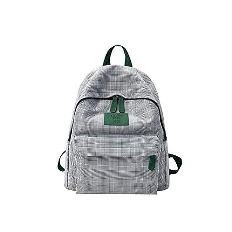 Amazon.com: Vnhome New Waterproof Nylon Backpack for Women ...