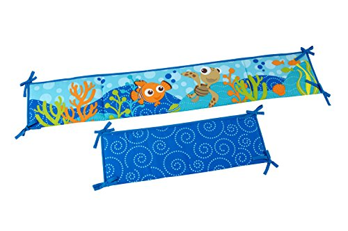 Disney-Nemo-Crib-Traditional-Padded-Bumper