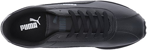 Sneaker Puma Mens Turin Fashion Nero-nero