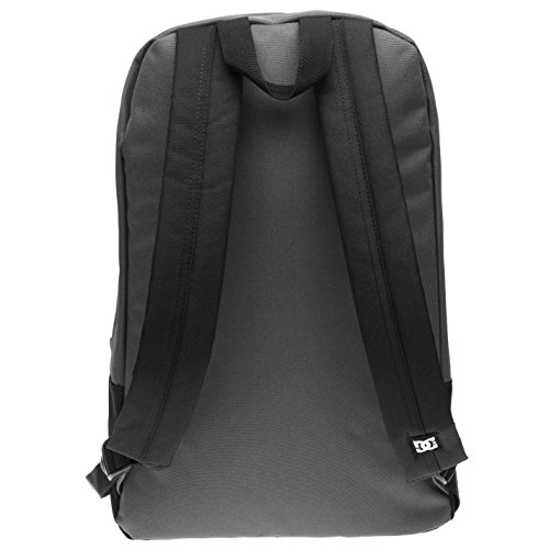 Dc black 45 30 14 Usa W Black Backpacks cm Co D Bag Shoe Rucksack X H Grey rwqfZCr
