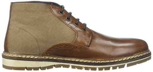 Crevo Mens Cresstone Mode Boot Kastanj