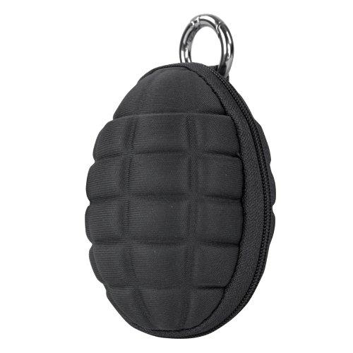 Condor Grenade Key Chain Pouch - Black - New 221043-002