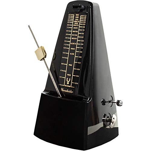 - Mechanical Metronome for Piano, Guitar, Drums, Bass, Track Tempo and Beat, Pyramid Design, By Creatov (Original Version)
