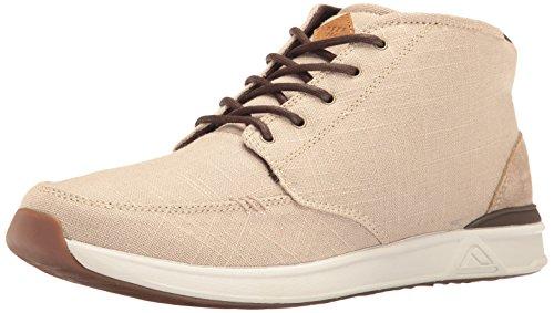 Rover Khaki Men's Fashion Mid Reef Sneaker z40qfvw