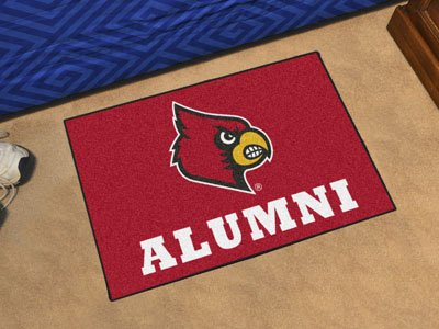 "FANMATS 18339:UNC-Chapel Hill Alumni Starter Rug 19""x30"""