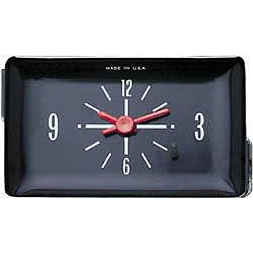 Eckler's Premier Quality Products 40-251043 Full Size Chevy Clock, In Dash, Full Size,