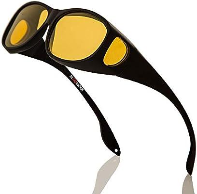Amazon.com: Bloomoak - Gafas de sol para hombre y mujer ...