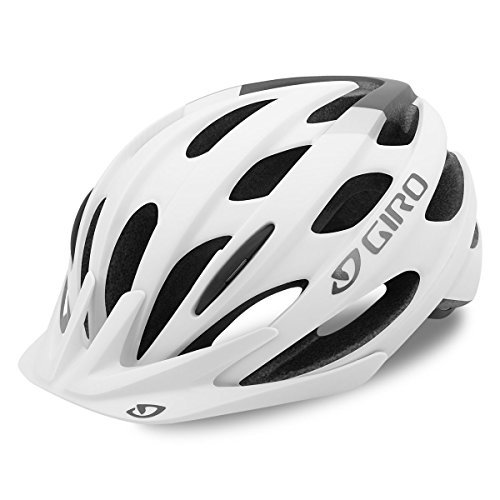 Giro Bishop Bike Helmet - Matte (White Xl Helmet)