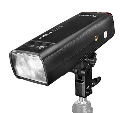 Flashpoint eVOLV 200 TTL Pocket Flash Dual Head Pro Kit - Adorama Exclusive Kit by Flashpoint (Image #5)