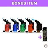 Best Butane Torch Lighters - 5Pack Angle Eagle Jet Flame Butane Torch Lighter Review