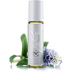 Dog Anxiety Relief Natural Oil, a Gentle Touch When Most Needed. Ideal for Thunder Storms, Separation Anxiety, When Travel, Even Before Sleeping and Relaxing by Dog Fashion Spa