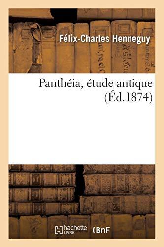 Panthéia, étude antique (Arts) por HENNEGUY-F-C