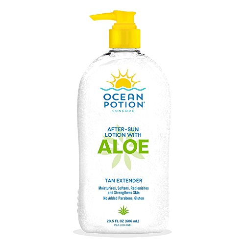Ocean Potion Aloe After Sun Lotion-20.5 oz, Package may vary - Ocean Potion Sun Care