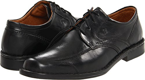 Josef Seibel Men's Douglas 05 Oxford, Black, 43 BR/9.5-10 M US
