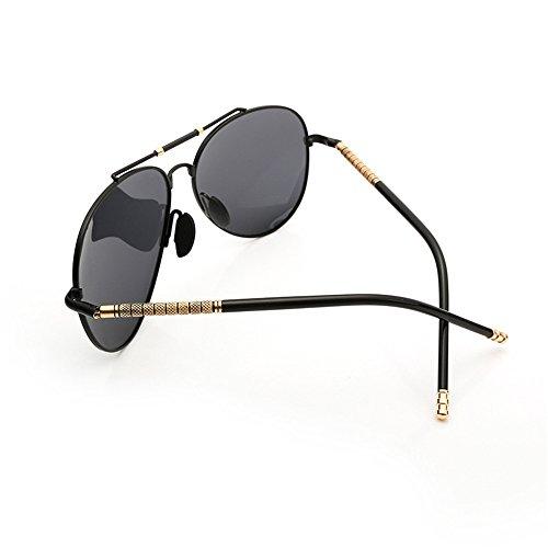 para polarizadas Viajar para Gafas Gafas Deportes de Sol Adecuado de Mujer de de Gafas Sol Volar Rana Gafas polarizadas al Espejo polarizadas Libre Aire piloto Sol Piloto de qAF14