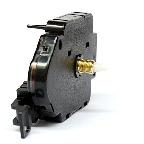 9mm Screw length 12888 Pendulum type Movement Plastic Movement With Hands 92# Step Clock Accessory Silent Quartz DIY Movement Kits (9mm screw axis)