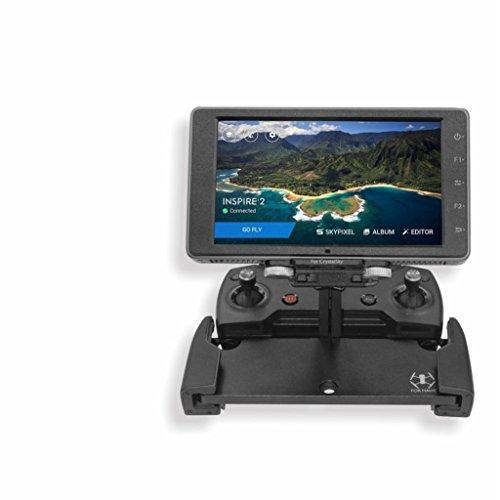 a81985c150e free shipping Nacome Crystalsky Tablet Bracket Monitor Holder Aluminum  Bracket Remote Control Mount For DJI Mavic