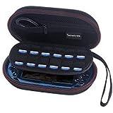 [改善版] Smatree P100L 旅行やホームストレージケース PS Vita2000/1000/ PSP 3000 + 保護カバー及び周辺機器 の収納ケース