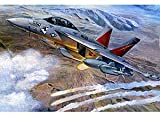 Trumpeter 1/32 EA 18G Growler Electronic Warfare Aircraft Model Kit