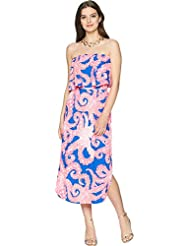 Lilly Pulitzer Womens Meridian Midi Dress