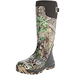 "Lacrosse Men's Alphaburly Pro 18"" Hunting Boot,Realtree Xtra Green,11 M US"