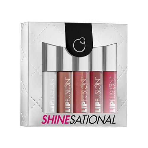 Fusion Beauty 5 Piece Deluxe Lipfusion Color Shine Set