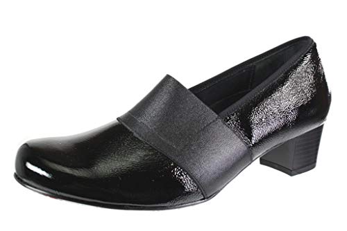 Women's Semler Shoes Women's Black Court Shoes Black Semler Court wqCIIX