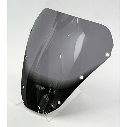 Spoilerscreen Mra Windshield (MRA SpoilerScreen Windshield for Triumph Daytona T 955i, '01-'03 (BLUE))