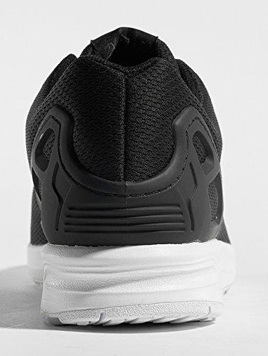 Black para Zapatillas ZX White 1 Black Bebés 1 Negro Flux Adidas qtYw1n