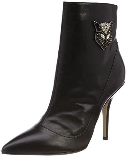 N ° 21 Kvinder Støvletter N21 Korte Støvler Sort (nero) nGz2wdcjK