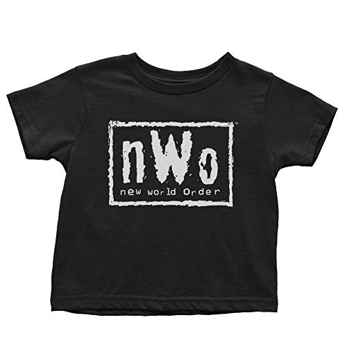 WWE Authentic Wear NWO Toddler T-Shirt Black Small