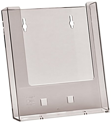 Taymar Single Pocket A5 Leaflet Dispenser Holder for Wall Mounting