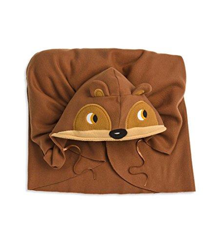 Forest Friend Cloak, Wool Felt, 38''L, in (Friend Bear Costume)
